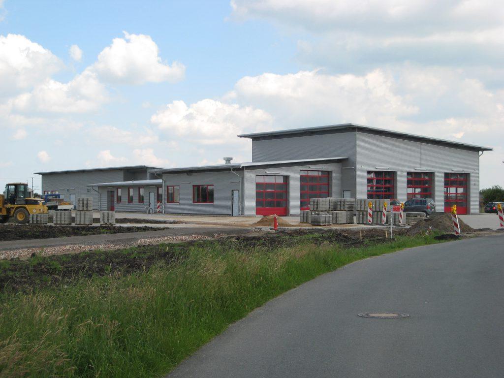 Feuerwehrtechnische Zentrale Georgsheil