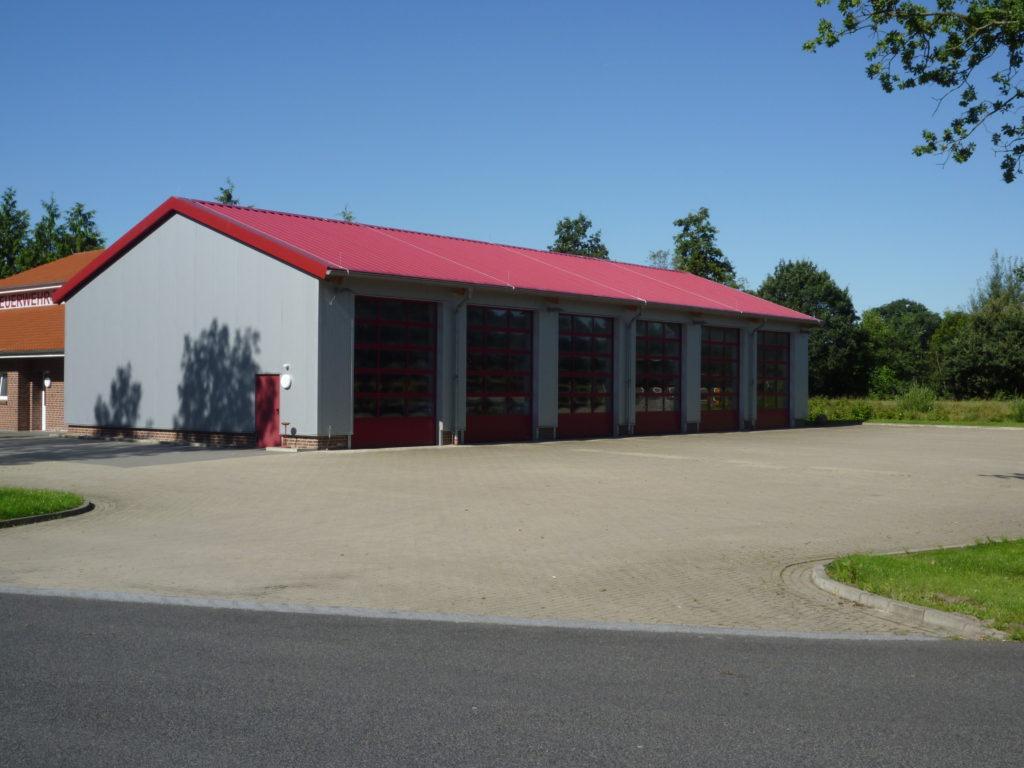 Feuerwehrgerätehaus Sandhorst