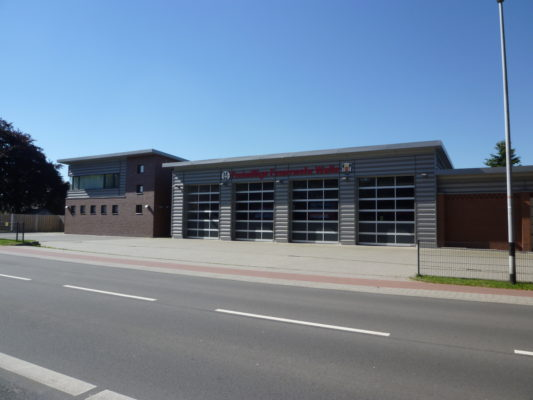 Feuerwehrgerätehaus Walle